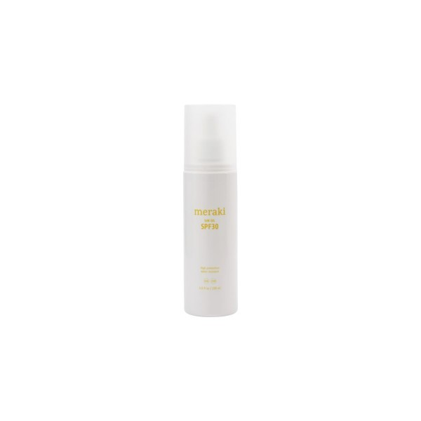 Sun Oil Mildly scented