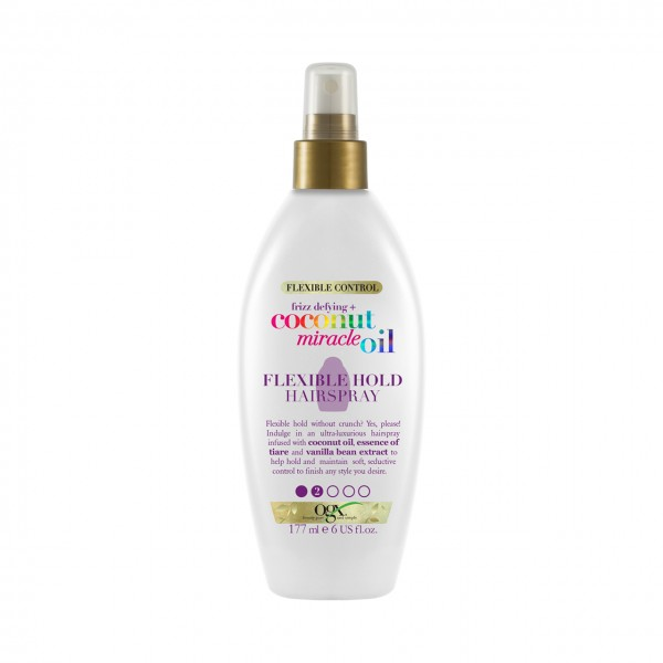 COCONUT MIRACLE OIL Flexible Hold Spray