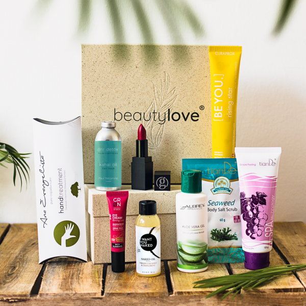 The Natural Box - Powerful Rainforest