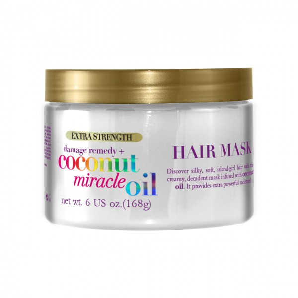 COCONUT MIRACLE OIL Extra Strength Hair Mask