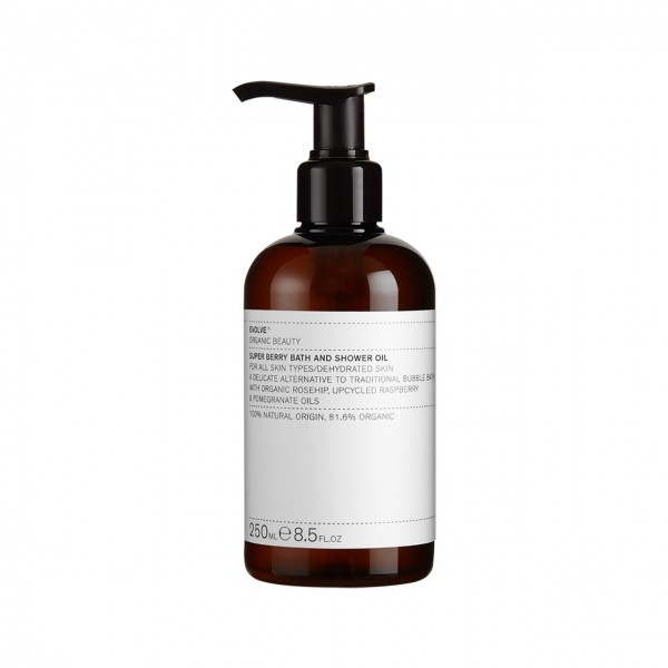 Super Berry Bath and Shower Oil