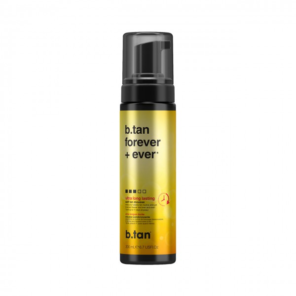 forever & ever...self tan mousse