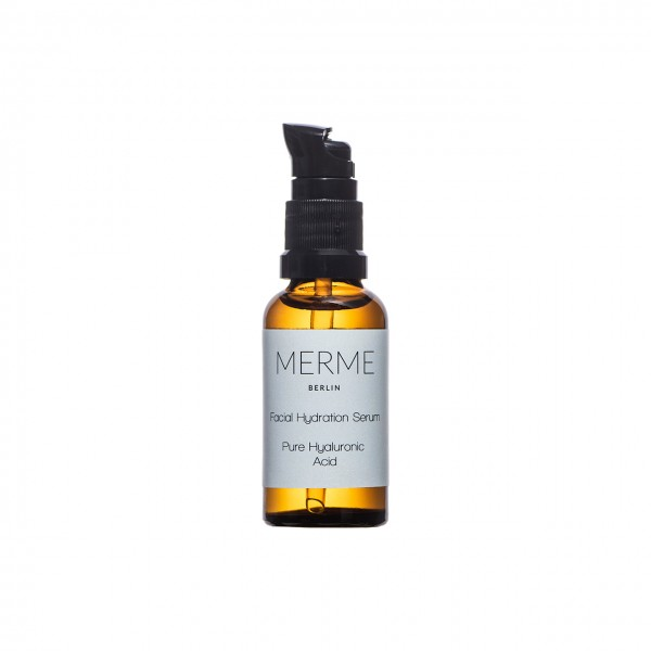 Facial Hydration Serum - Pure Hyaluronic Acid