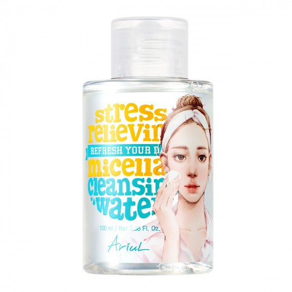 Stress Relieving Micellar Cleansing Water