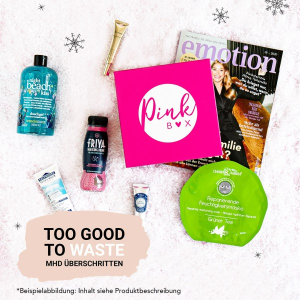Pink Box - New Year, New You