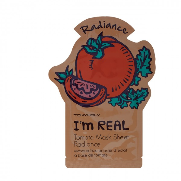 I'm Real Tomato Sheet Mask