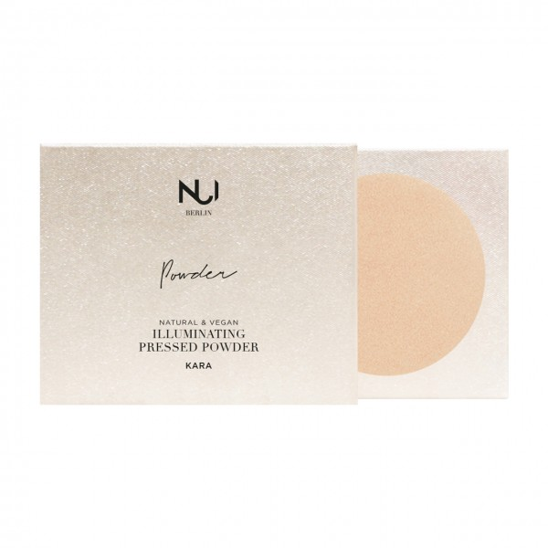 Natural Illuminating Pressed Powder Kara