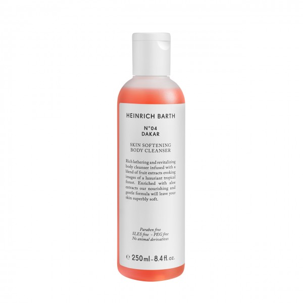 No. 04 DAKAR Body Cleanser