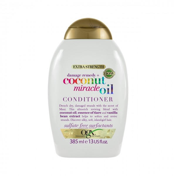 COCONUT MIRACLE OIL Extra Strength Conditioner