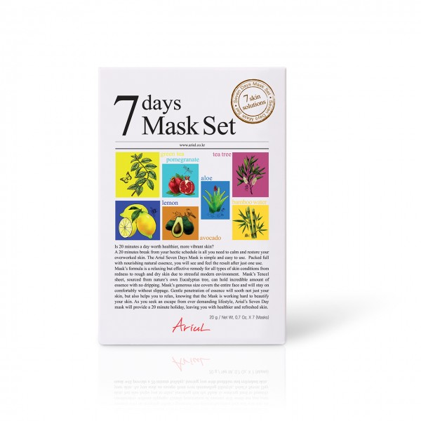 7days Mask Set