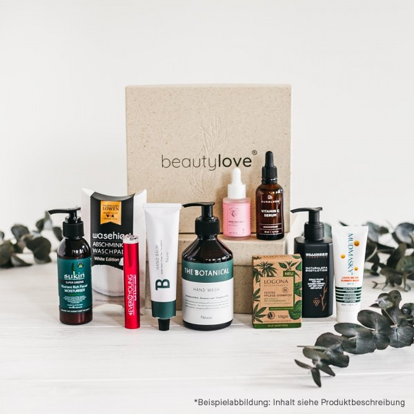 The Natural Box - Flowers for Passion