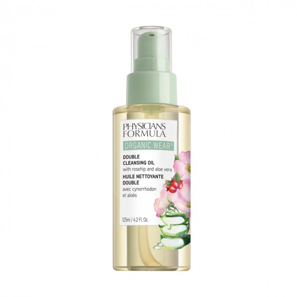 Organic Wear Double Cleansing Oil