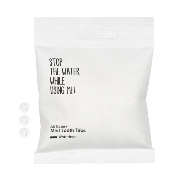 All Natural Waterless Tooth Tabs