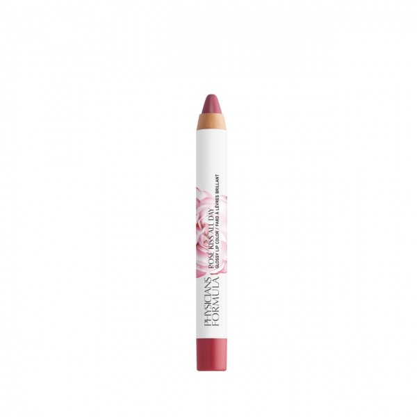 Rosé Kiss All Day Glossy Lip Color