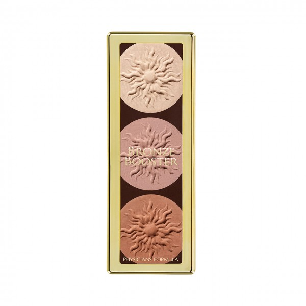 Bronze Booster Glow-Boosting Strobe and Contour Palette