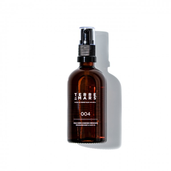 Résonance Body and Hair Oil