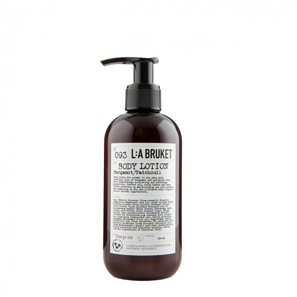 Body Lotion Bergamot/Patchouli
