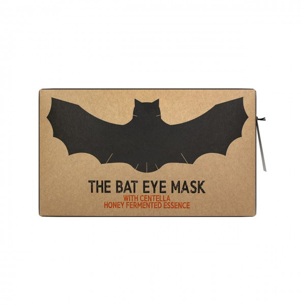 The Bat Eye Mask With Cantelle Honey Fermented Essence Box