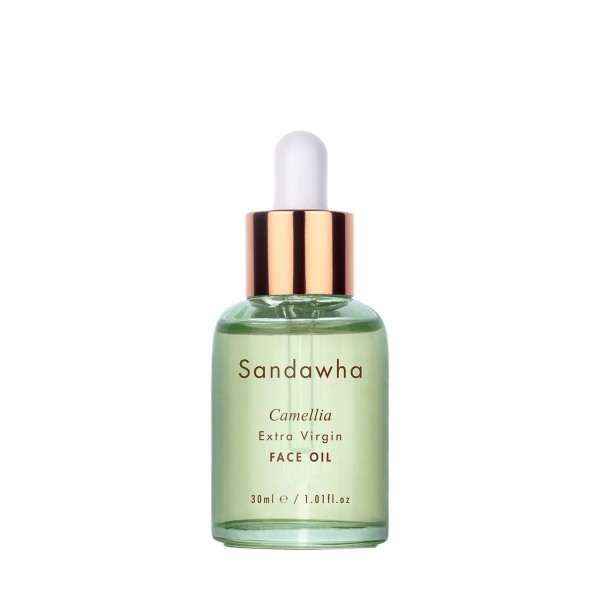 Camellia Extra Virgin Face Oil
