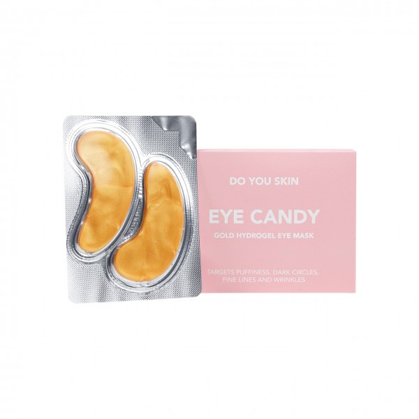 Eye Candy Gold Eye Patches