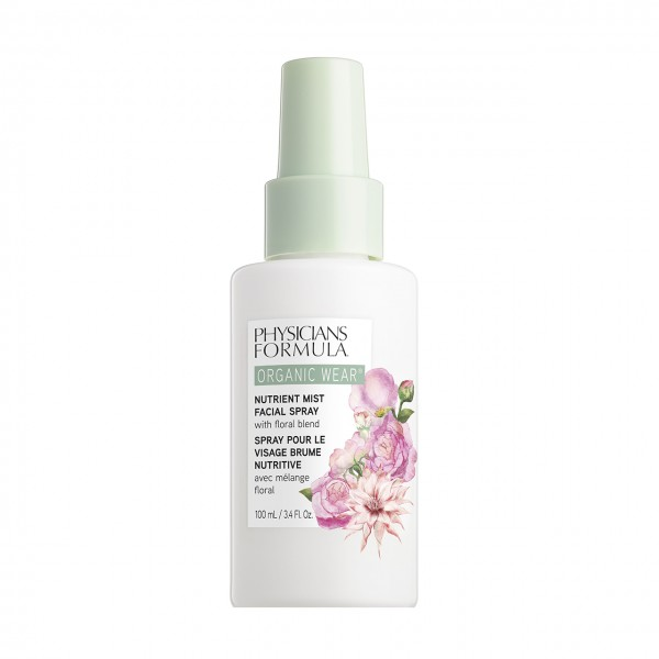 Organic Wear Nutrient Mist Facial Spray